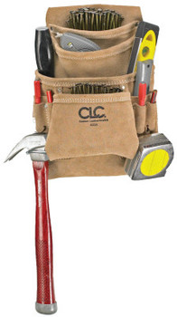 CLC Custom Leather Craft 10 Pocket Carpenter's Nail & Tool Bag (1 EA/EA)