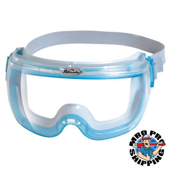 Kimberly-Clark Professional V80 REVOLUTION Goggles, Clear/Blue, Indirect Vent (1 EA/EA)
