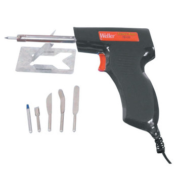 Apex Tool Group Therma-Boost Heat Tools, Includes 5 Tips, 130 W/30 W (1 EA/EA)