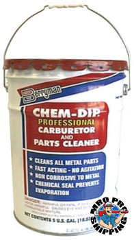 Berryman Chem-Dip Professional Parts Cleaner, 5 gal Pail (1 EA)