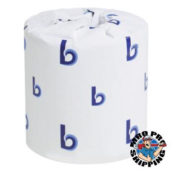 Boardwalk Bathroom Tissues, 4 1/2 in x 3 in, 2,250 ft (96 EA)