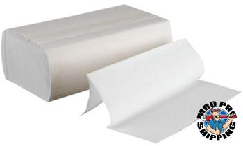 Boardwalk Multi-Fold Paper Towels, White (16 PK)