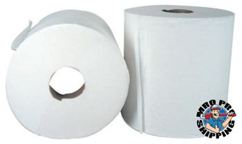 Boardwalk Center-Pull Hand Towels, White (6 EA)