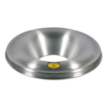 Justrite Cease-Fire Parts - Heads Only, Cover w/Hole, For 12 & 15 gal. Drums, 15 1/8 in (1 EA/EA)