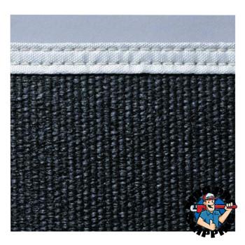 Kimberly-Clark Professional Vermiculite-Coated Fiberglass Welding Blankets, 5 ft x 5 ft, Black (1 EA/EA)