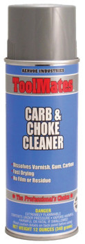 Aervoe Industries Carb & Choke Cleaners, 12 oz Aerosol Can (1 EA/EA)