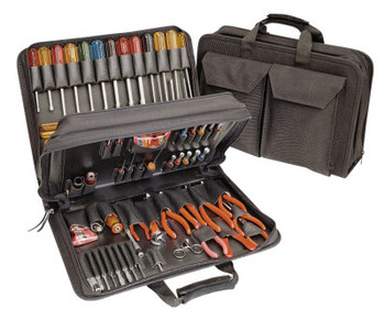 Apex Tool Group Model TCS100ST Tool Kits, 12 in W x 17 in D x 3 1/4 in H (1 SET/EA)