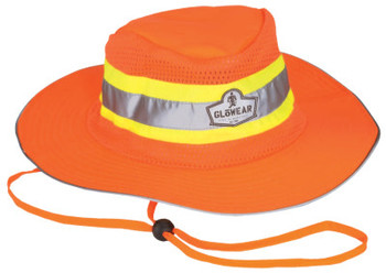 Ergodyne 8935 RANGER HAT ORANGE L/XL (6 EA/BX)