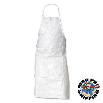 Kimberly-Clark Professional KleenGuard A20 Breathable Particle Protection Aprons, White (100 EA/EA)