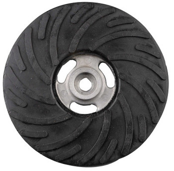 "CGW Abrasives 7"" X 5/8-11 MEDIUM BACK-UP PAD W/O NUT (1 EA/EA)"