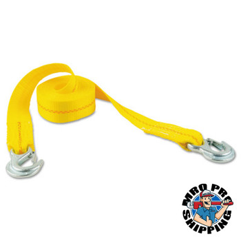 Keeper Emergency Tow Straps 2 in W, 15 ft L, 12,000 lb Capacity (5 EA/EA)