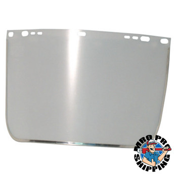 Anchor Products Visors, Clear, Aluminum Bound, 15 1/2 x 9 in (1 EA)