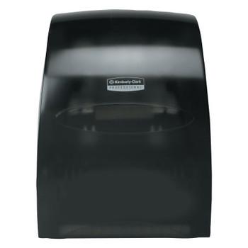 Kimberly-Clark Professional SANITOUCH* Hard Roll Towel Dispensers, Wall, Plastic, Smoke (1 EA/EA)