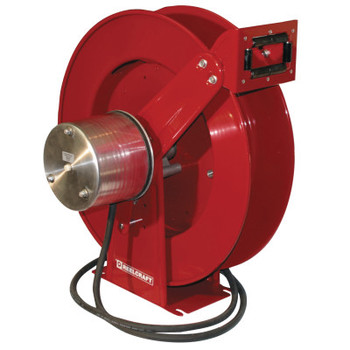 Reelcraft 400 AMP Arc Weld without Cable Hose Reel, 30.8 ft Hose, 100 ft Cable (1 EA/EA)