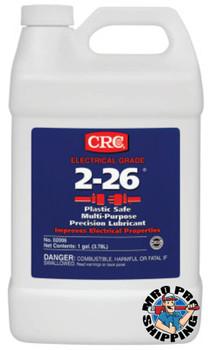 CRC 2-26 Multi-Purpose Precision Lubricants, 1 gal, Pail (4 CS/EA)