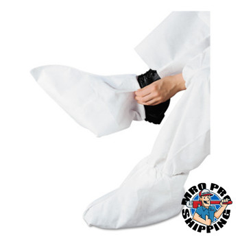 Kimberly-Clark Professional A20 Breathable Particle Protection Foot Covers, White (300 CS/EA)