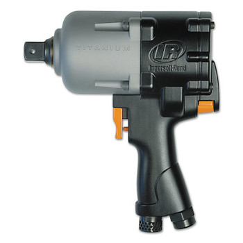 Ingersoll Rand 3900Ti Series Impact Wrenches, 1 in, 500 ft lb - 2,500 ft lb, Pistol Handle (1 EA/EA)