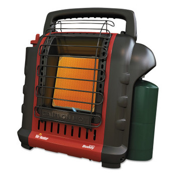 HeatStar Mr. Heater Portable Buddy Heaters, 9,000 Btu/h (1 EA/EA)