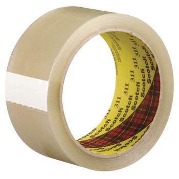 3M 3M Industrial 021200-88292 Scotch Box Sealing Tapes 311 (1 ROL/CA)