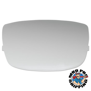 Anchor Products Cover Lens, Outside Cover Lens, 3 3/16 in x 3 3/16 in, 100% Polycarbonate (10 EA)