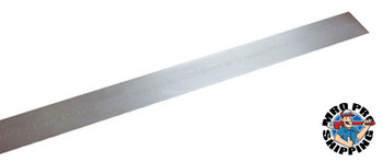 Band-It 316 Stainless Steel Bands, 3/8 in x 82.5 ft, 0.048 in Stainless Steel (1 RL/EA)