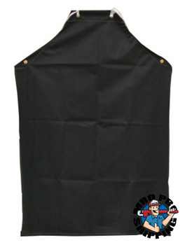 Anchor Products Hycar Aprons, 35 in X 45 in, Hycar, Visual Green (1 EA)