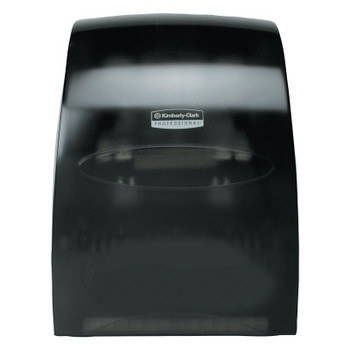 Kimberly-Clark Professional In-Sight Sanitouch Hard Roll Towel Dispensers, , Plastic, Smoke (1 EA/PK)