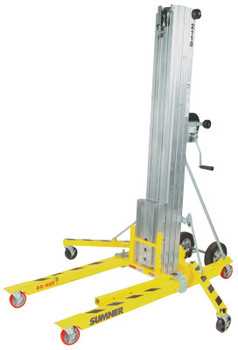 Sumner 2118 CONTRACTOR LIFT 18'HEIGHT 650 LBS CAPACITY (1 EA/EA)