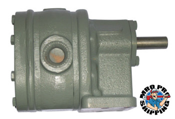 BSM Pump 50 Series Rotary Gear Pumps, 3/4 in; 1 in, 23.2 gpm, 200 PSI, CCW (1 EA/BOX)