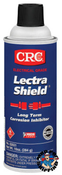 CRC Lectra Shield Long Term Corrosion Inhibitor, 16 oz Aerosol Can (12 CAN/EA)