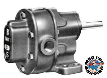 """BSM Pump B-Series Pedestal Mount Gear Pumps, 3/8"""", 4.6 gpm, 200 PSI, No Valve, CW/CCW (1 EA/EA)"""