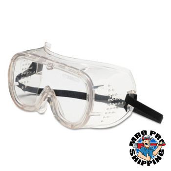 Protective Industrial Products, Inc. 440 Basic-DV Direct Vent Goggles, Clear Fogless/Clear (1 PR/EA)