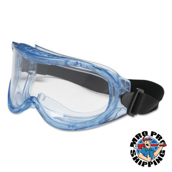 Protective Industrial Products, Inc. 5300 Contempo Goggle, Clear Fogless/Blue Tint (1 PR/BG)