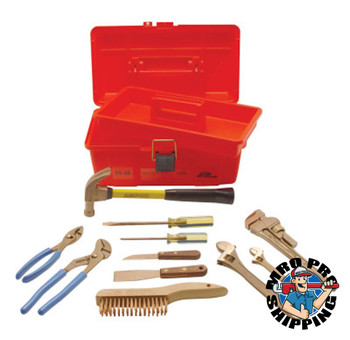 Ampco Safety Tools 12 Pc. Tool Kits (1 KIT/EA)