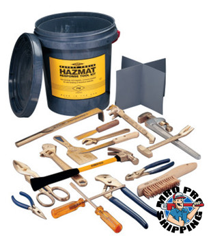 Ampco Safety Tools 17 Pc Tool Kits (1 KIT/EA)