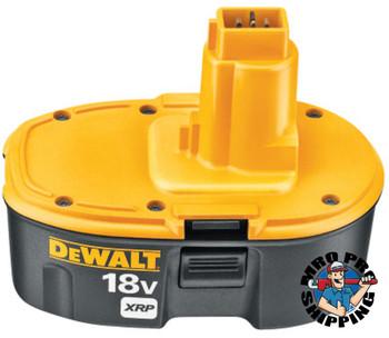 DeWalt XRP Rechargeable Battery Packs, 18 V (1 EA/EA)
