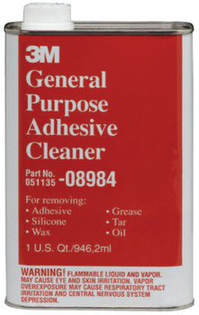 3M General Purpose Adhesive Cleaner, 15 oz, Can (1 CA/EA)