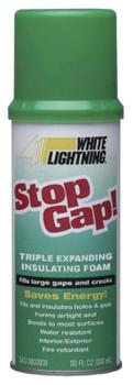 Krylon Industrial Stop Gap! Insulation Foam, Triple Expanding, 16 oz Aerosol Can (8 CA/EA)
