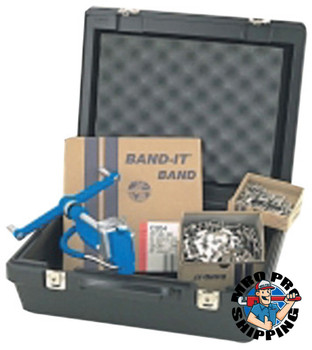"Band-It 1/2"" BAND BUCKLES &BAND-ING TOOL  E (1 KT/EA)"