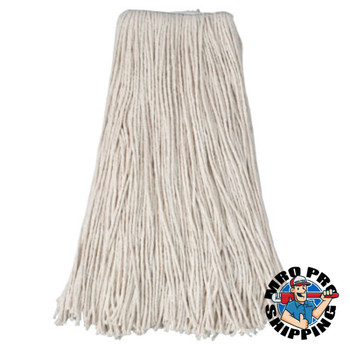 Anchor Products Cotton Saddle Mop Heads, 24 oz, For Wingnut; Quickway; Big Jaw Handles (1 EA)