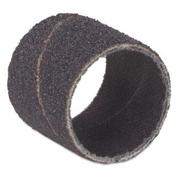 Merit Abrasives Merit Abrasives Spiral Bands, Aluminum Oxide, 180 Grit, 3/8 x 1/2 in (100 PK/ST)