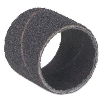 Merit Abrasives Merit Abrasives Spiral Bands, Aluminum Oxide, 50 Grit, 1/4 x 1 in (100 PK/EA)