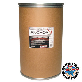 Anchor Products Granular Creme Beads, 100 lb Drum (1 DR)