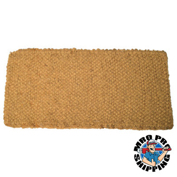 Anchor Products Coco Mats, 18 in Long, 30 in Wide, Natural Tan (1 EA)