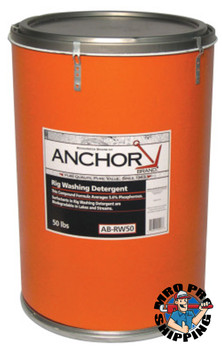 Anchor Products Detergents, 50 lb Drum (1 DR)