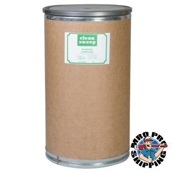 Anchor Products Oil-Based Floor Sweeping Compound, Red, 300 lbs (300 LB)
