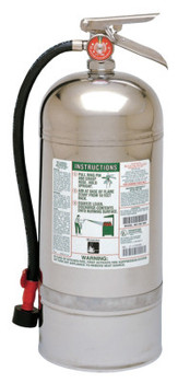 Kidde Kitchen Class-K Fire Extinguishers, For Class K Fires, 12.68 lb Cap. Wt. (1 EA/EA)