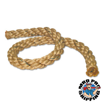 Anchor Products Manila Ropes, 9 Strands, 2 1/4 in x 6 ft (8 COIL/EA)
