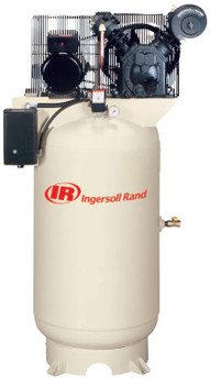 Ingersoll Rand 60 GAL VERTICAL 5HP 230V1 PHASE AIR COMPRESSOR (1 EA/EA)