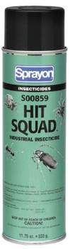Krylon Industrial HIT SQUAD INDUSTRIAL INSECTICIDE (12 CA/EA)